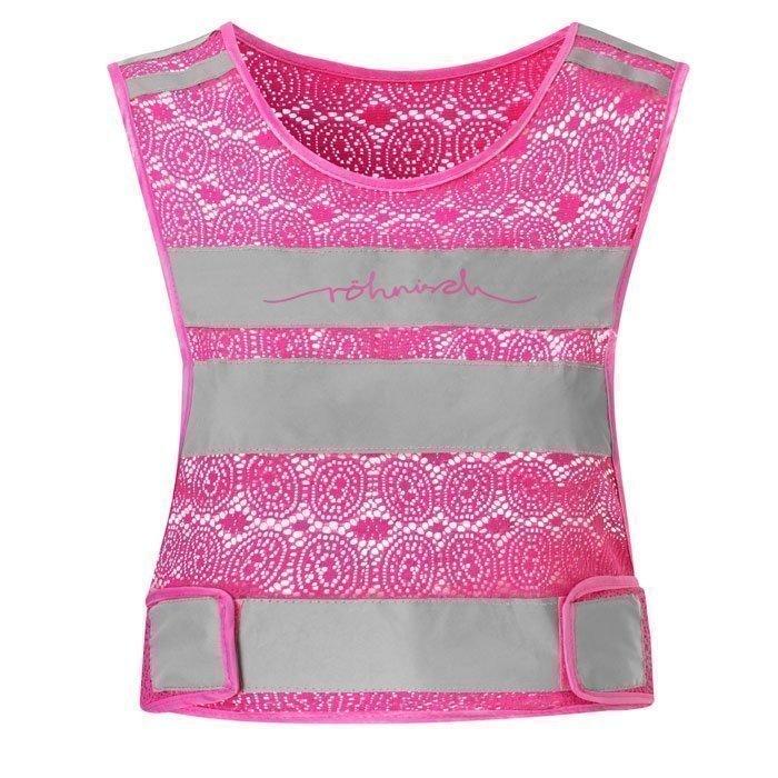 Röhnisch Reflex Vest funky pink OS