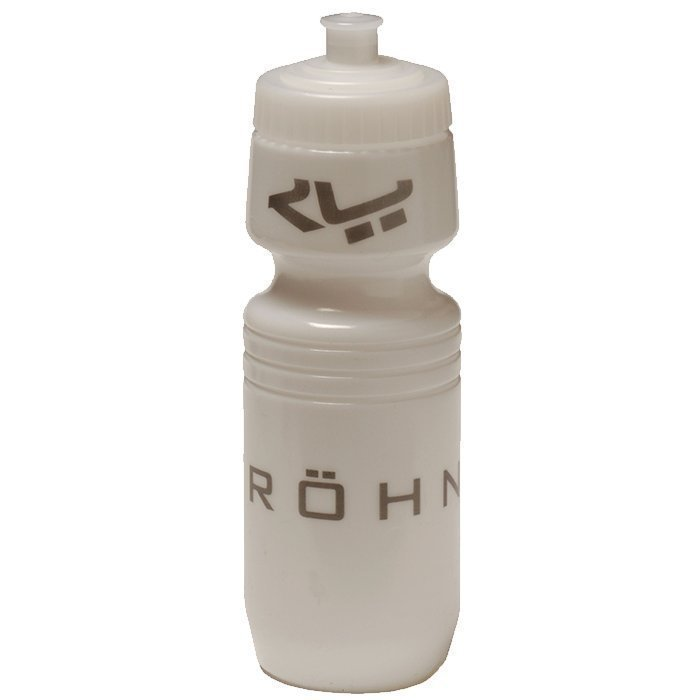 Röhnisch Waterbottle Logo White 0