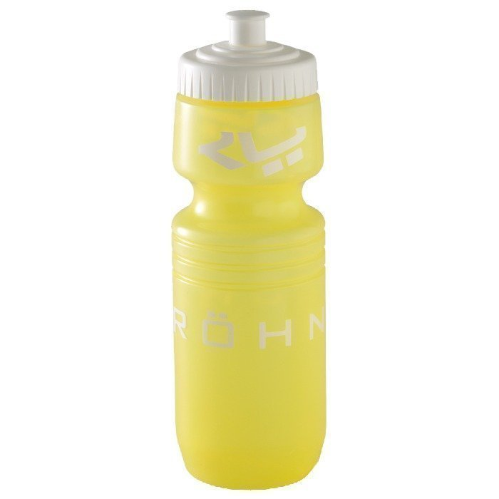 Röhnisch Waterbottle Logo Yellow 0