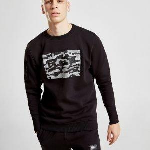 Rascal Eclipse Crew Sweatshirt Musta