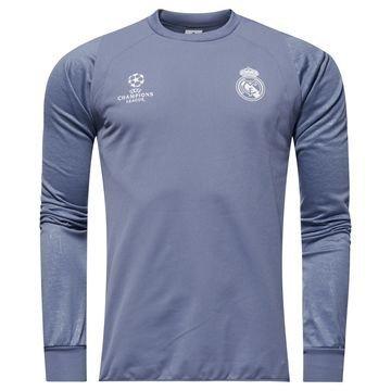 Real Madrid Champions League Harjoituspaita Violetti