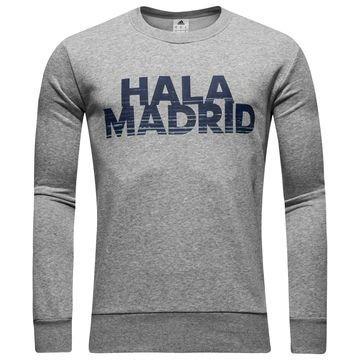 Real Madrid Collegepaita Harmaa/Violetti
