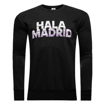 Real Madrid Collegepaita Musta/Violetti