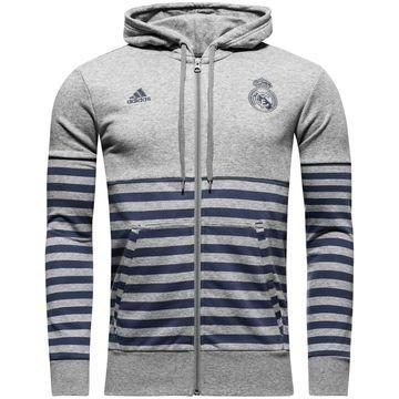 Real Madrid Huppari Harmaa/Violetti