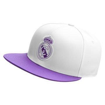 Real Madrid Lippis Snapback Valkoinen/Violetti