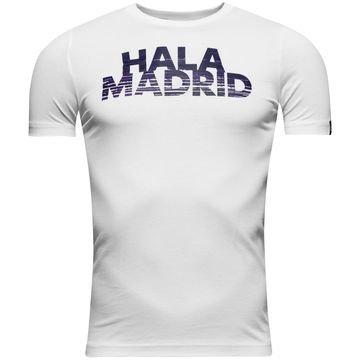 Real Madrid T-paita Valkoinen/Violetti Lapset