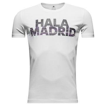 Real Madrid T-paita Valkoinen/Violetti