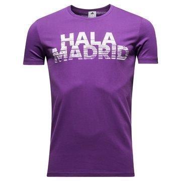 Real Madrid T-paita Violetti
