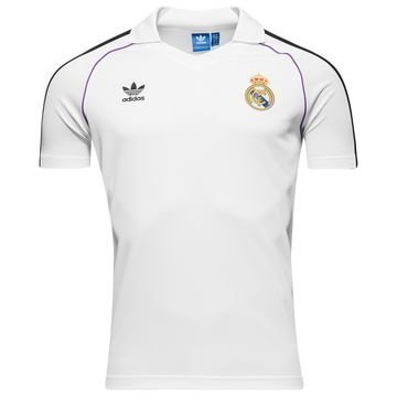 Real Madrid Treenipaita Originals Valkoinen