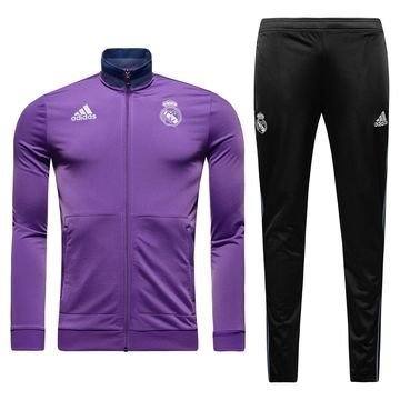 Real Madrid Verryttelyasu Violetti/Musta Lapset
