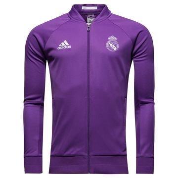 Real Madrid Verryttelytakki Anthem Violetti
