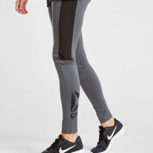 Reebok Big Delta Panel Tights Harmaa
