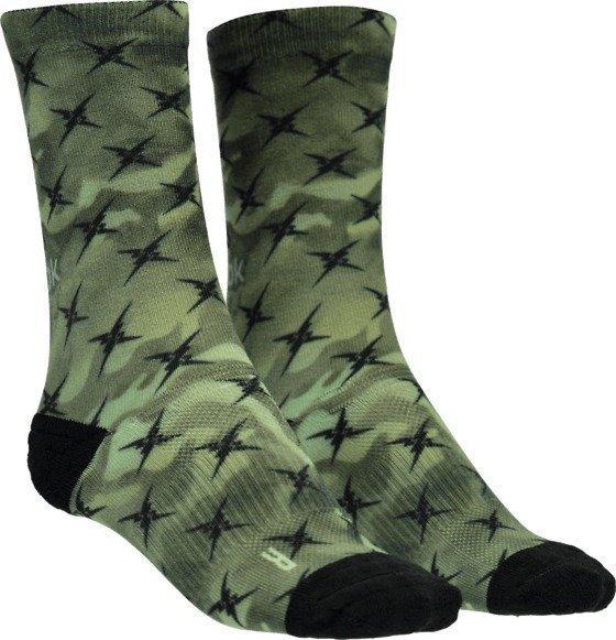 Reebok Print Camo Sock Tekniset Sukat