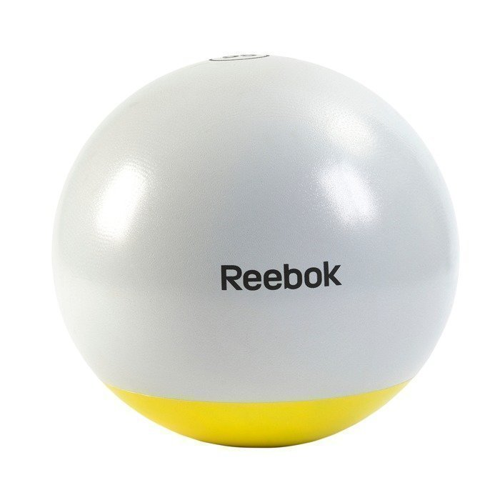 Reebok Studio Gym ball (Anti Burst). Grey