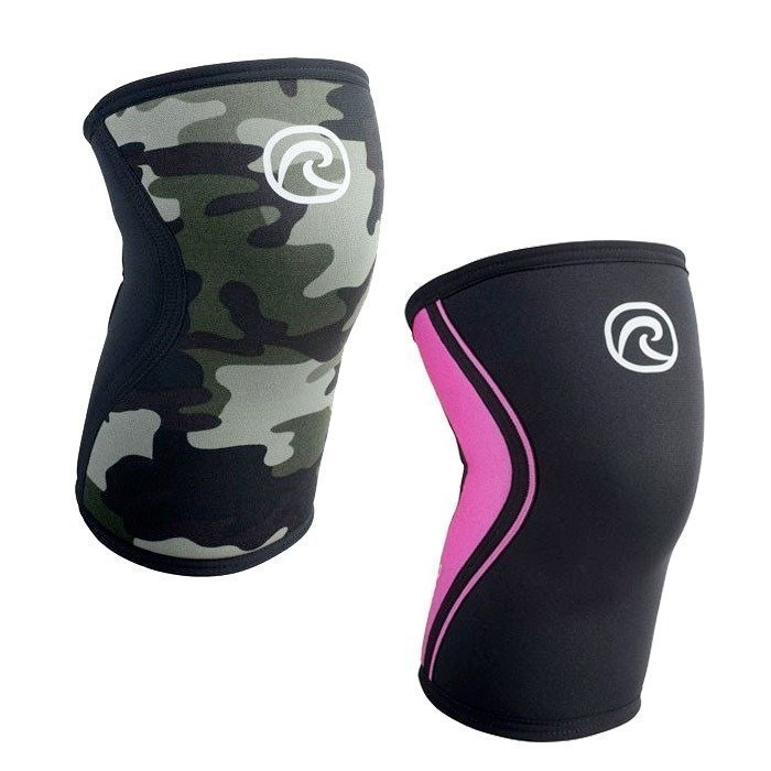Rehband 2 x Rx Knee Support 5 mm