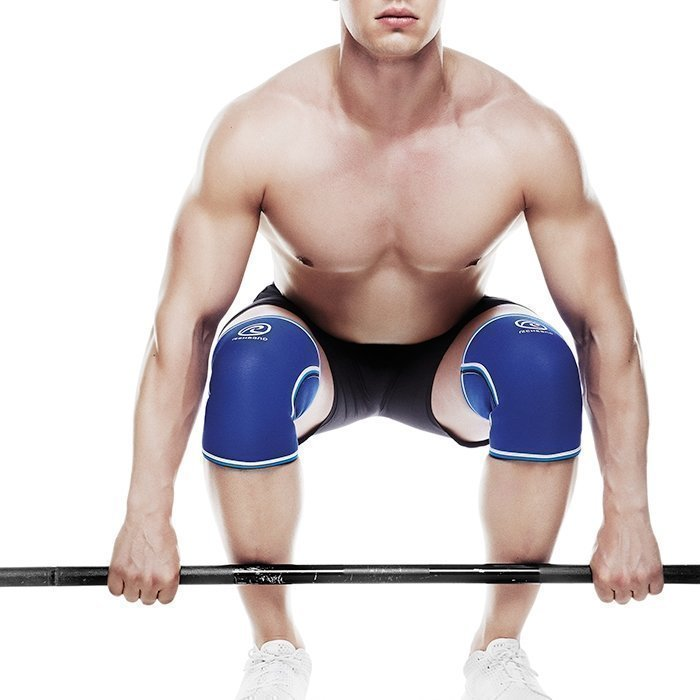 Rehband Blue Line Knee Support M