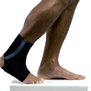 Rehband Core Line Ankle Support Receptor X-Stable Nilkkasuoja Musta