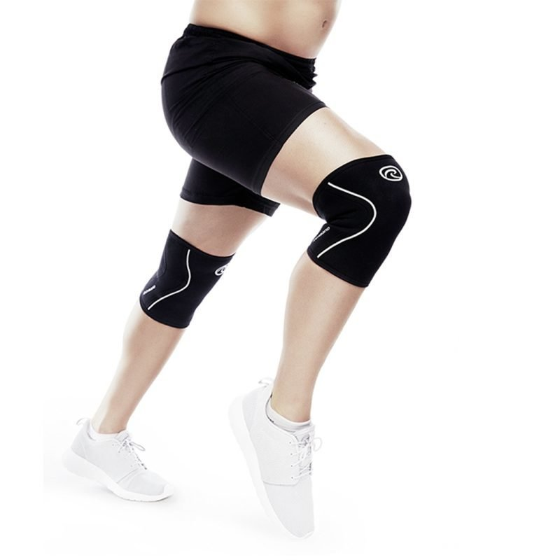 Rehband Rx Knee Support 3 mm Black XS