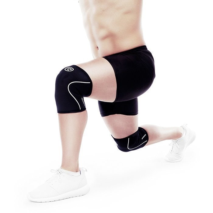 Rehband Rx Knee Support 5 mm Black XXL