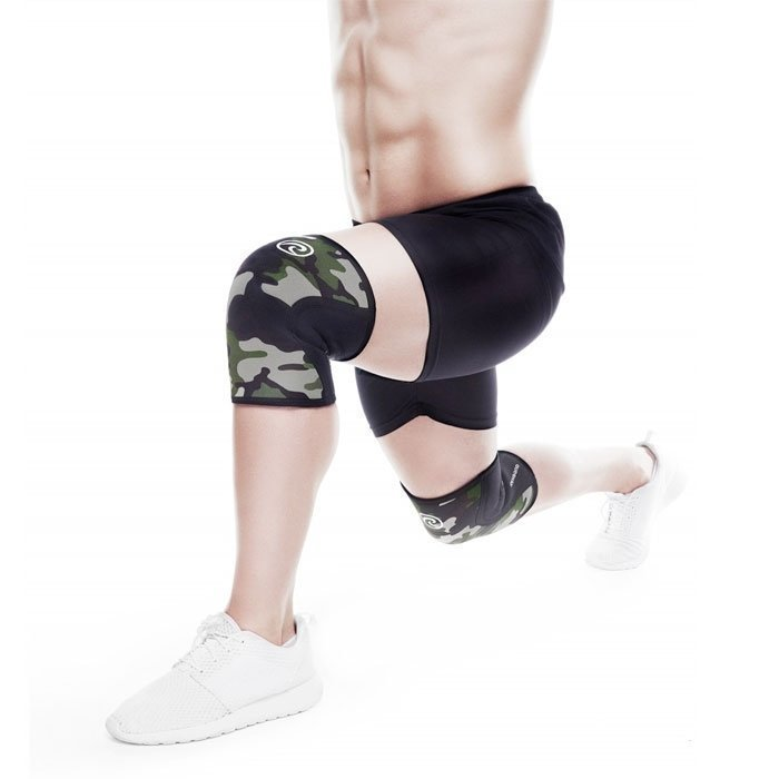 Rehband Rx Knee Support 5 mm Camo L