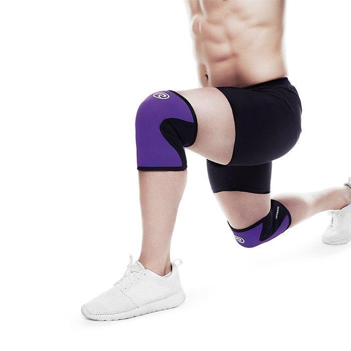 Rehband Rx Knee Support 5 mm Purple XL