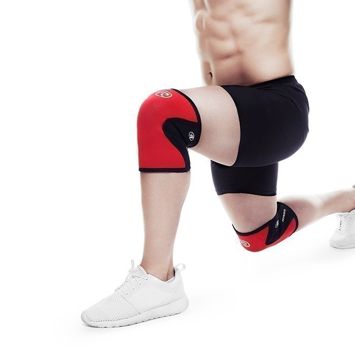 Rehband Rx Knee Support 5 mm Red XL