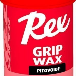 Rex 127 Grip Wax Super Punainen 43 G Pitovoide
