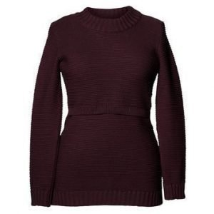 Rib Knitted Jumper