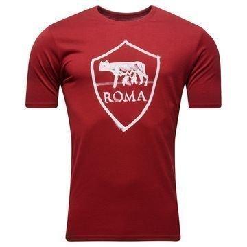 Roma T-paita Core Crest Punainen