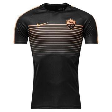 Roma Treenipaita Dry Top Squad Musta/Oranssi