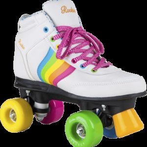 Rookie Rollerskates Forever Rainbow V2 Rullaluistimet