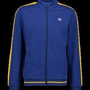 Russell Athletic Angeles-Striped Trck Jckt Pusero