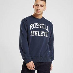 Russell Athletic Arch Logo Crew Verryttelypaita Laivastonsininen