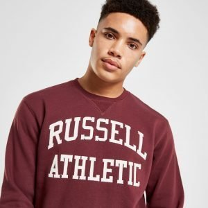 Russell Athletic Arch Logo Crew Verryttelypaita Punainen