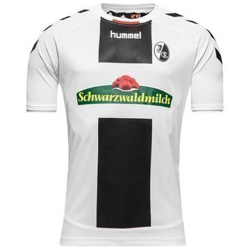 SC Freiburg Vieraspaita 2016/17