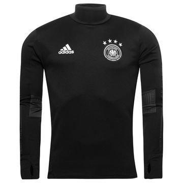 Saksa Harjoituspaita Musta/Valkoinen