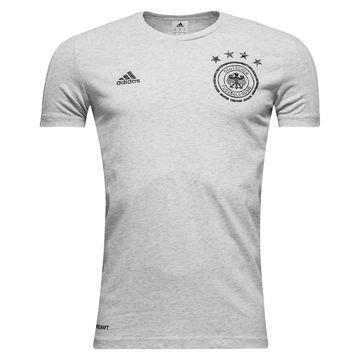 Saksa T-paita Graphic Valkoinen/Musta