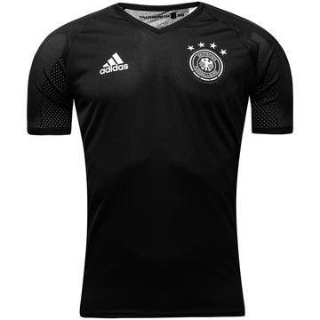 Saksa Treenipaita Musta/Valkoinen