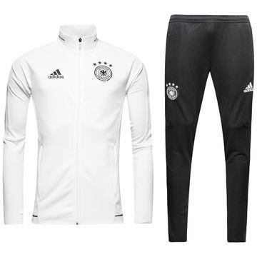 Saksa Verryttelyasu Valkoinen/Musta