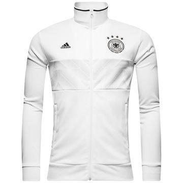 Saksa Verryttelytakki Valkoinen/Musta