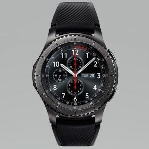 Samsung Gear S3 Frontier Dark Grey Älykello