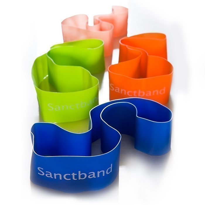 Sanctband Loop band Medium Lime Green