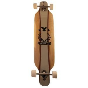 Sandbar Longboard Rullalauta