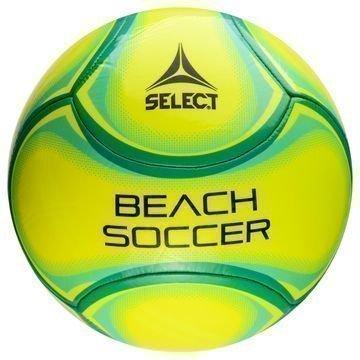 Select Beach Pallo Keltainen/Vihreä