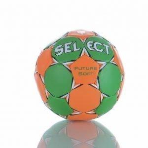 Select Hb Future Soft Käsipallo Vihreä / Oranssi