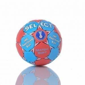 Select Hb Match Soft Käsipallo Sininen / Punainen