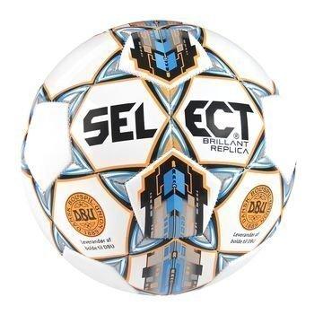 Select Jalkapallo Brillant Replica DBU Valkoinen/Sininen ENNAKKOTILAUS