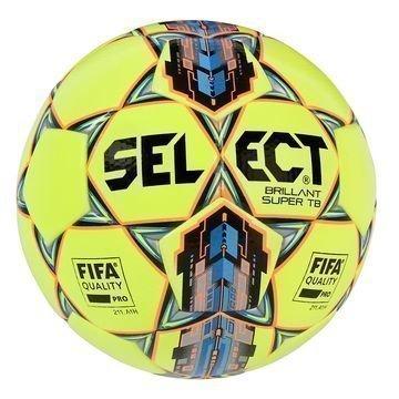 Select Jalkapallo Brillant Super TB Keltainen/Sininen ENNAKKOTILAUS