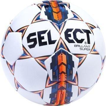 Select Jalkapallo Brillant Super Valkoinen/Oranssi