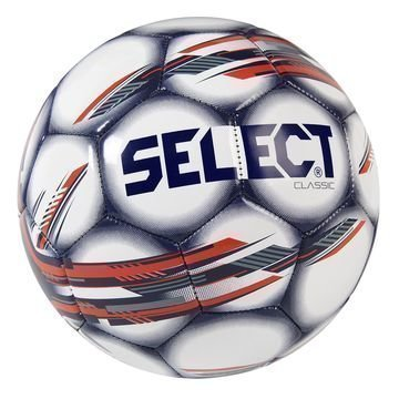 Select Jalkapallo Classic Valkoinen/Musta ENNAKKOTILAUS